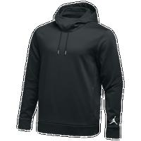2e97ec50778ff3 Jordan Team 360 Fleece Hoodie - Men s - All Black   Black