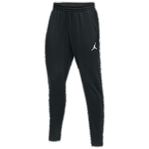 jordan tracksuit. jordan team 360 fleece pants - men\u0027s all black / tracksuit