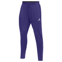 Jordan Team 360 Fleece Pants - Men's - Purple / Purple