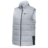 Nike Men's Vest - Men's - Grey / Black