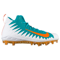 Nike Alpha Menace Pro Mid - Men's - Aqua / Orange