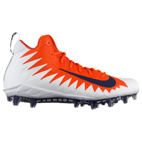 Nike Alpha Menace Pro Mid - Men's - Orange / Navy