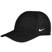 Nike Team Featherlight Cap - Men's - All Black / Black