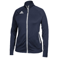 adidas Team Utility Jacket - Women's - Navy / White