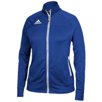 adidas Team Utility Jacket - Women's - Blue / White
