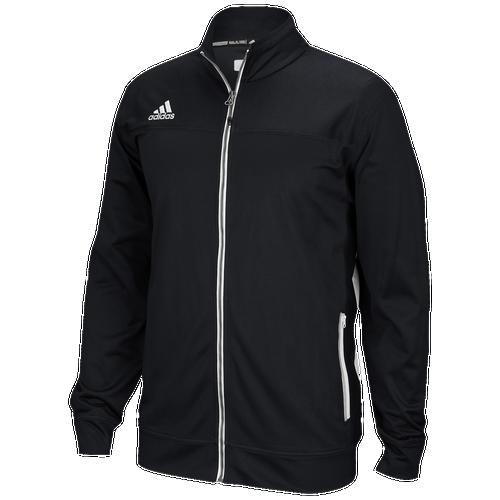 adidas Team Utility Jacket - Men's For All Sports - Black/White 67110049
