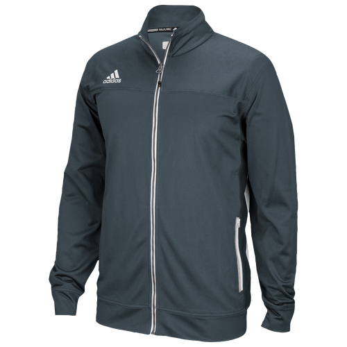 adidas Team Utility Jacket - Men's For All Sports - Onix/White 6711260
