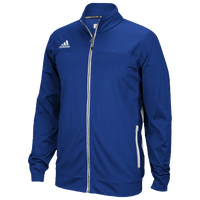 adidas Team Utility Jacket - Men's - Blue / White