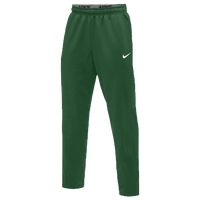 Nike Team Therma Pants - Men's - Dark Green / Dark Green
