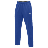 Nike Team Therma Pants - Men's - Blue / Blue