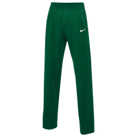 Nike Team Therma Pants - Women's - Dark Green / Dark Green