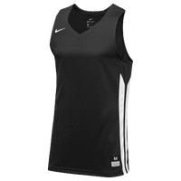 Nike Team Hyperelite Jersey - Men's - Black / White