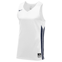 Nike Team Hyperelite Jersey - Men's - White / Navy