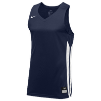 Nike Team Hyperelite Jersey - Men's - Navy / White