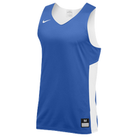 Nike Team Reversible Tank - Men's - Blue / White