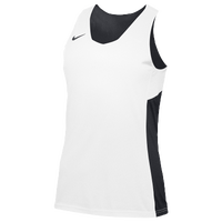 Nike Team Reversible Tank - Women's - Grey / White