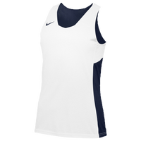 Nike Team Reversible Tank - Women's - Navy / White