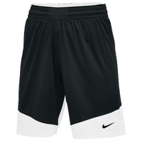 Nike Team Practice Shorts - Women's - Black / White