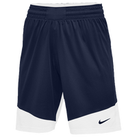 Nike Team Practice Shorts - Women's - Navy / White