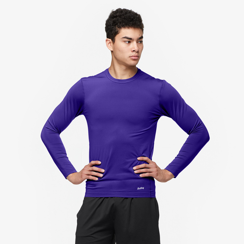 Eastbay EVAPOR Long Sleeve Compression Crew - Men's - Training ...