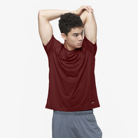 Eastbay EVAPOR Core Performance Training T-Shirt - Men's - Maroon / Maroon