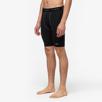 "Eastbay EVAPOR 10"" Compression Short 2.0 - Men's - Black / Black"