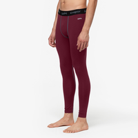 Eastbay EVAPOR Core Compression Tight 2.0 - Men's - Maroon / Black
