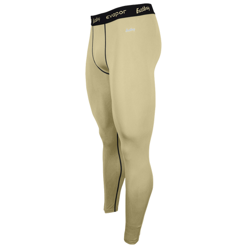 Eastbay EVAPOR Compression Tight 2.0 - Men's Basketball - Vegas Gold/Black 6958800