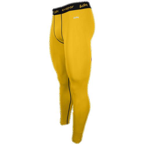 1c3c1b809cf63 durable modeling Eastbay EVAPOR Compression Tight 2.0 - Men's - Basketball  - Clothing - Gold/