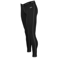 Eastbay EVAPOR Compression Tights - Women's - Black / Black