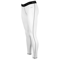 Eastbay EVAPOR Compression Tights - Women's - White / Black