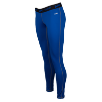 Eastbay EVAPOR Core Compression Tights - Women's - Blue / Black