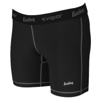 "Eastbay EVAPOR Core 5"" Compression Shorts - Women's - All Black / Black"