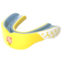 Shock Doctor Gel Max Power Mouthguard - Adult - Yellow / White