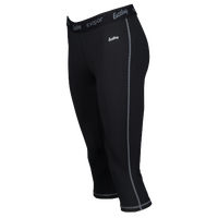 Eastbay EVAPOR Core Compression Capris - Women's - Black / Grey