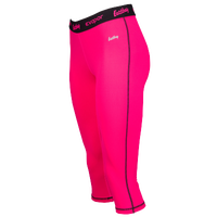 Eastbay EVAPOR Core Compression Capris - Women's - Pink / Black