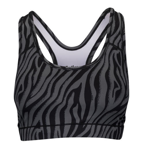 Eastbay Evapor Padded Sports Bra - Women's Training - Cheetah 6981969