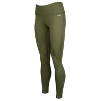 Eastbay Elevated Training Tights - Women's - Olive Green / Olive Green