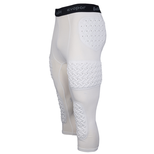 5a521e75e1fd2e ... Eastbay Padded Compression 3 4 Tights - Men s - White   Black ...