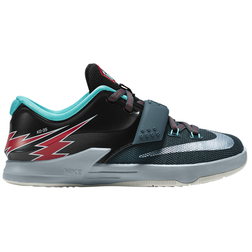 Nike KD 7 - Boys\u0027 Preschool - Basketball - Shoes - Clssic Charcoal/Dove  Grey/Light Retro