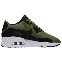 Nike Air Max 90 Ultra 2.0 - Boys' Grade School - Green / Black