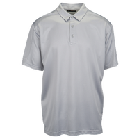 Callaway Essential Jacquard Polo - Men's - Grey / Grey