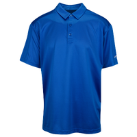 Callaway Essential Jacquard Polo - Men's - Blue / Blue