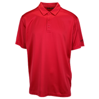Callaway Essential Jacquard Polo - Men's - Red / Red