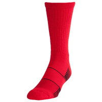 Under Armour Team Crew Socks - Red / Black
