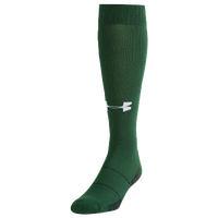 Under Armour Team Over The Calf Socks - Dark Green / Black