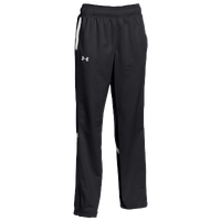 Under Armour Team Qualifier Warm-Up Pants - Women's - Black / White