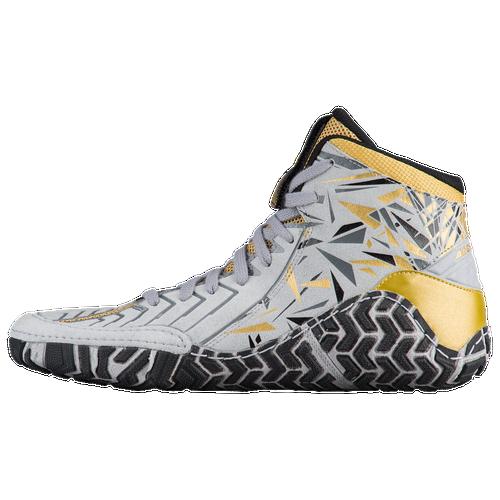 ASICS? Aggressor 3 LE - Men's Wrestling Shoes - Lilac/Rich Gold/Black 704Y1594