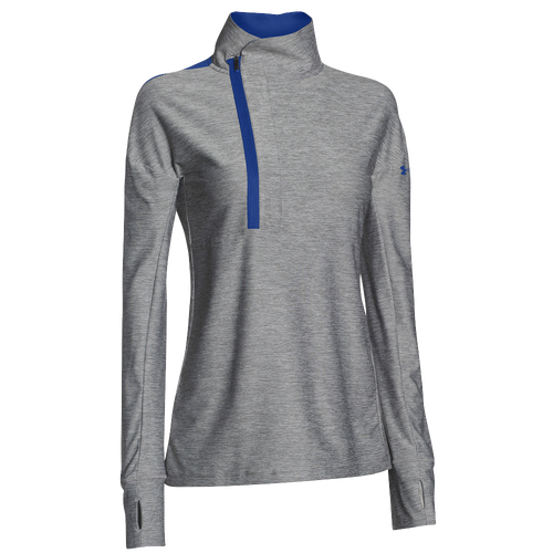 under armour 1 4 zip womens. under armour team hotshot 1/2 zip - women\u0027s for all sports clothing royal/grey/team royal 1 4 womens o