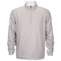 PGA Tour Tech Fleece 1/4 Zip - Men's - Grey / White